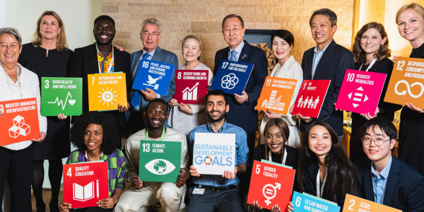 SDGs and GC Scholars