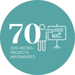 70 SDG Micro-projects