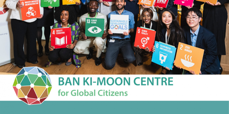 Ban Ki-moon Centre Annual Report 2019
