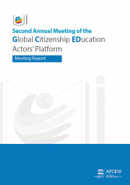GCED 2nd Annual Meeting Report